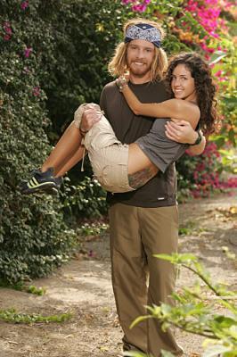 Rachel Rosales and TK Erwin