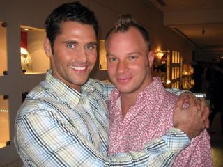 Dale Levitski and Jack Mackenroth