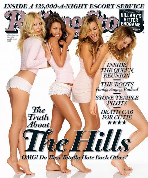 The Hills: Rolling Stone