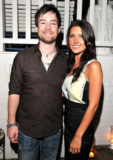 David Cook, Audrina Patridge
