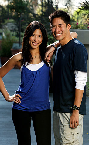 Tammy and Victor Jih
