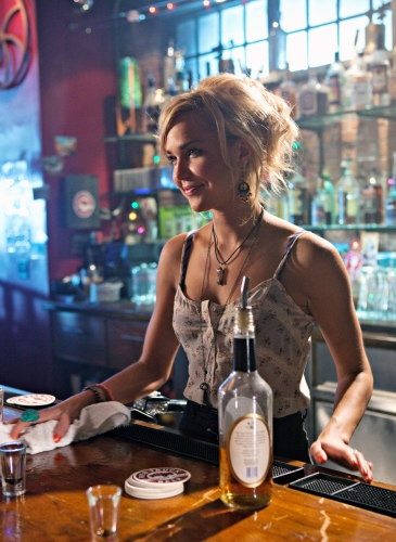 Arielle Kebbel on Life Unexpected