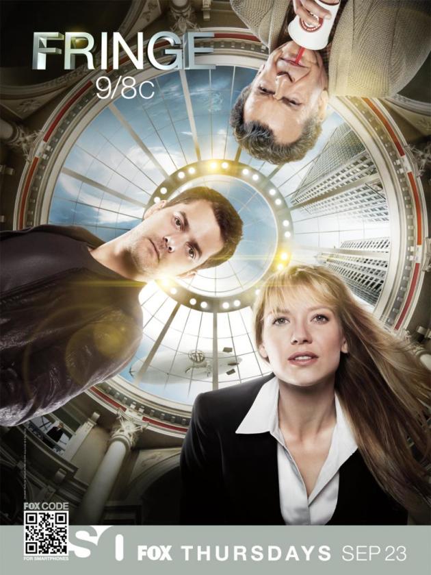 Fringe Season Three Poster
