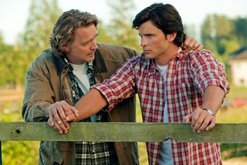 Smallville Season Premiere Pic