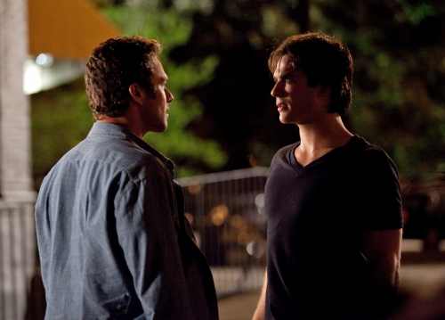 Mason and Damon
