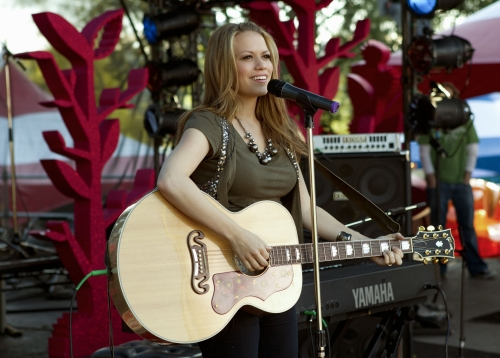 Haley on Life Unexpected