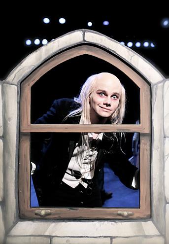 Kurt In Costume