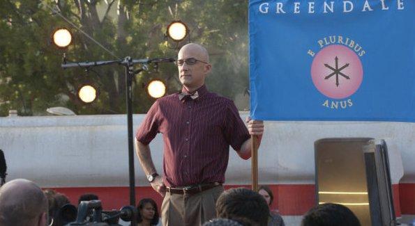 Greendale Flag
