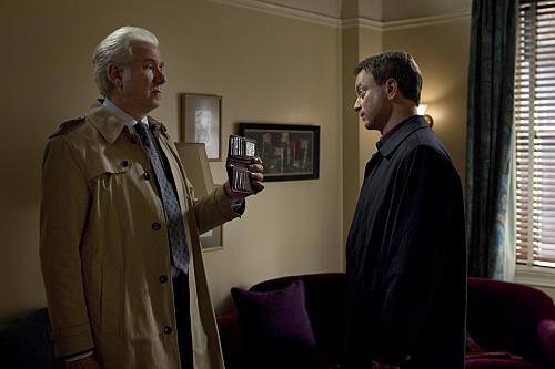 John Laroquette on CSI: NY
