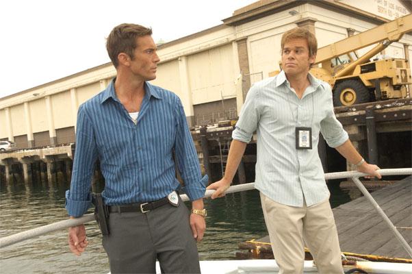 Quinn and Dexter
