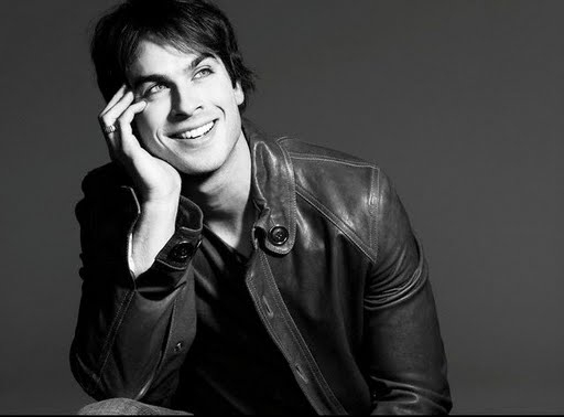Ian Somerhalder Photograph
