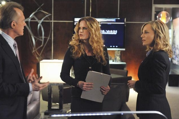 Rebecca Mader on No Ordinary Family