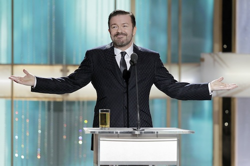 Ricky Gervais as Host