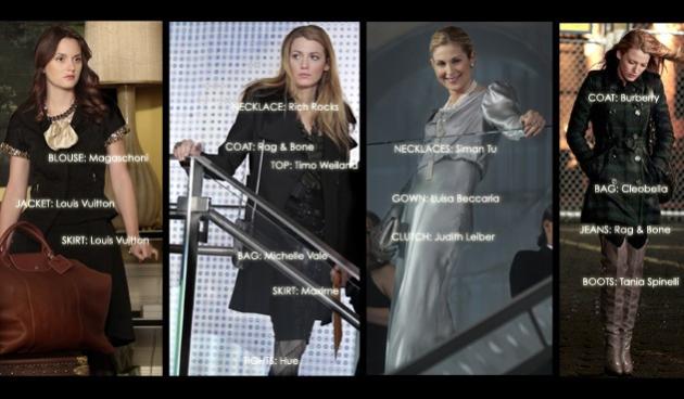 Gossip Girl Style: January 24