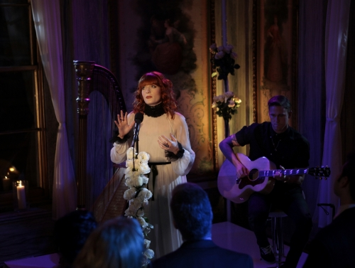 Florence Performs