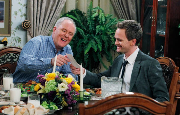 John Lithgow on HIMYM