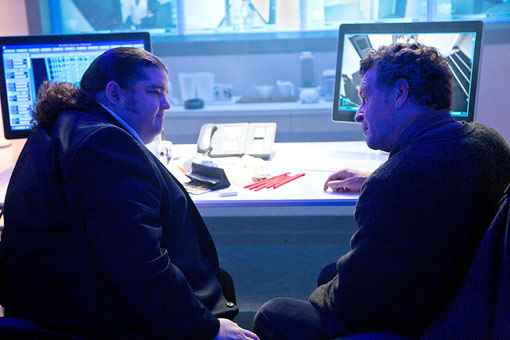 Jorge Garcia on Fringe