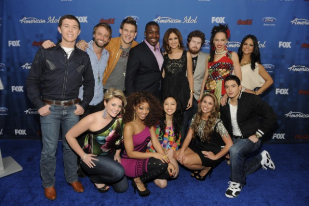 American Idol Season 10 Finalists