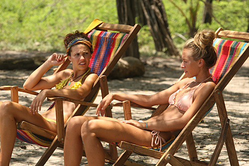 Natalie and Ashley Chat