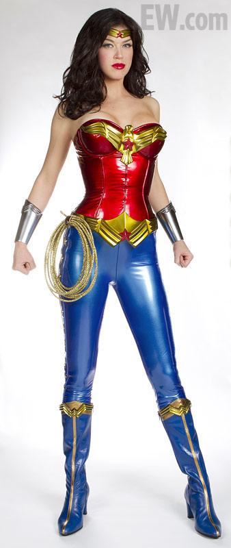 Adrianne Palicki is Wonder Woman