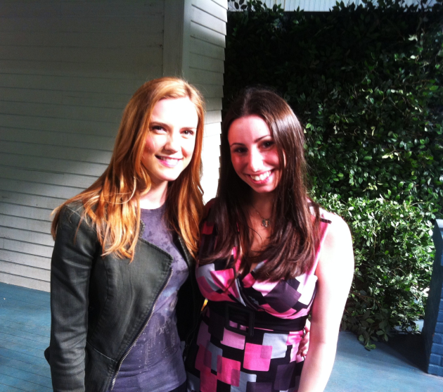 Sara Canning Set Shot