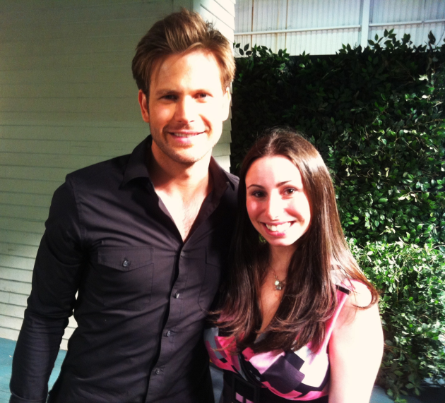 Matt Davis Set Shot