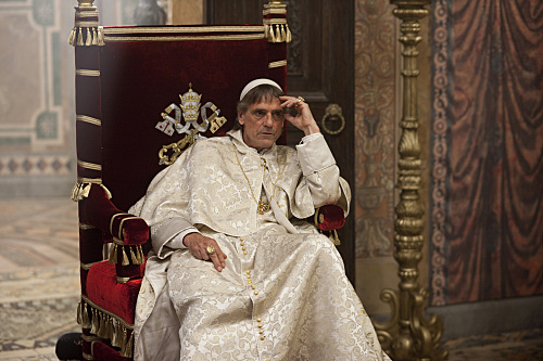 Jeremy Irons as Rodrigo Borgia