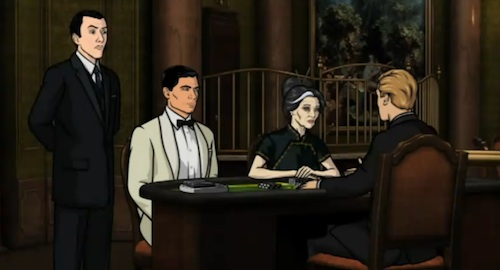 archer free tv video