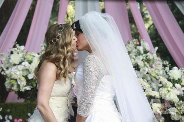 You May Kiss the Brides