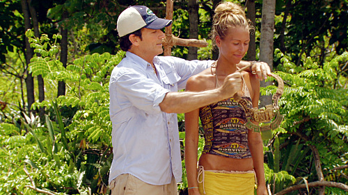 Ashley Wins Immunity