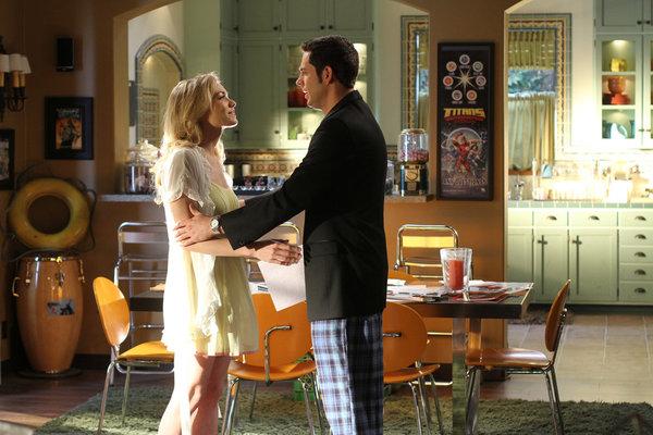 Chuck and Sarah Scene