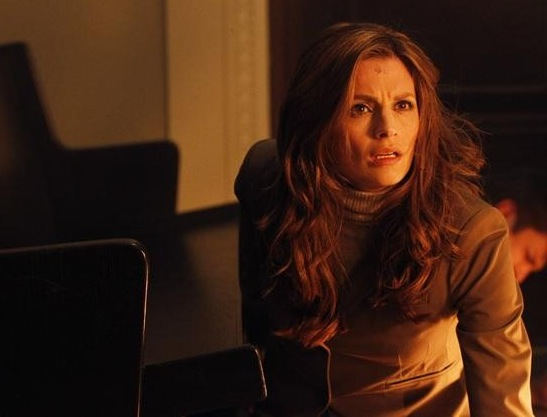 Stunned Beckett