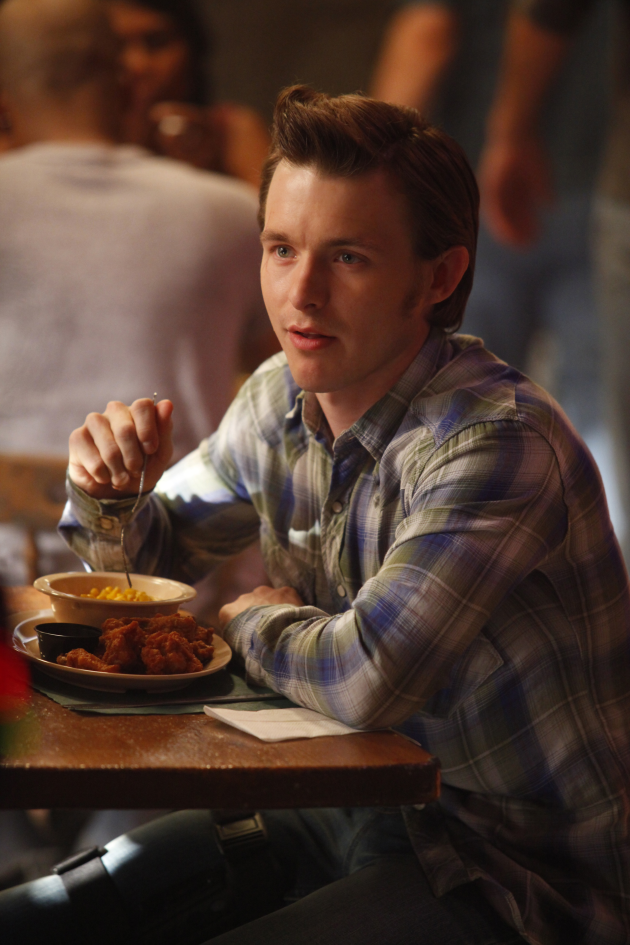 Marshall Allman as Tommy