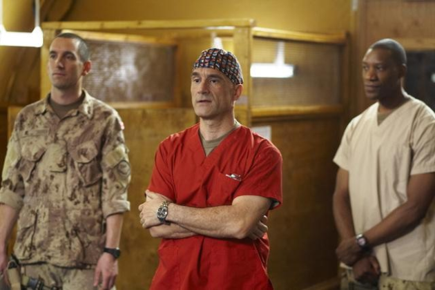 Combat Hospital Premiere Pic