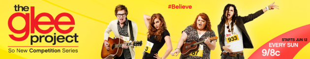 The Glee Project Banner