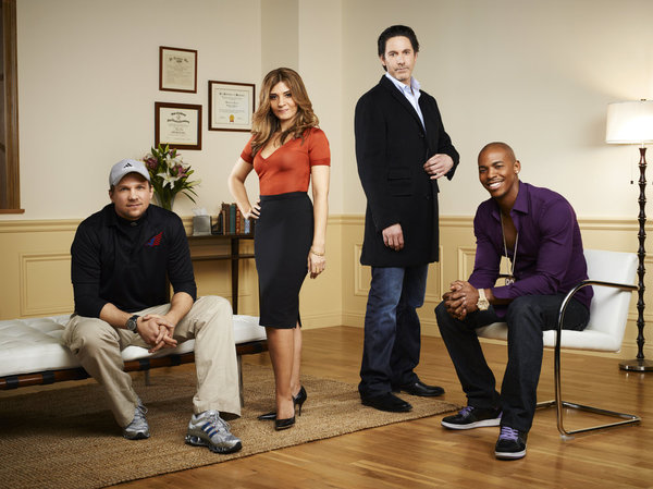 Necessary Roughness Cast Pic