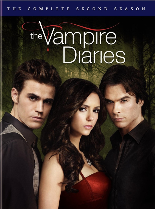 The Vampire Diaries Season 2 DVD