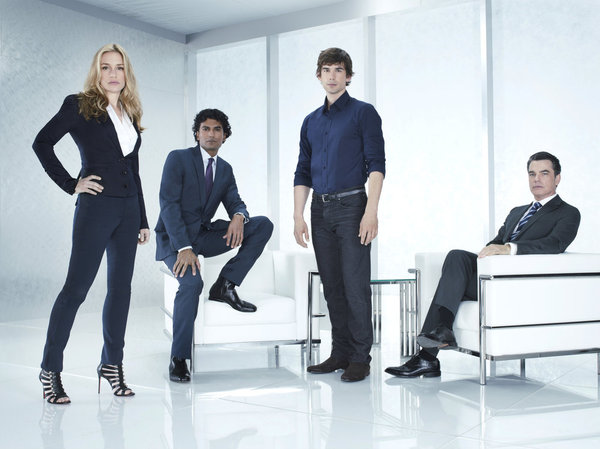 The Cast of Covert Affairs