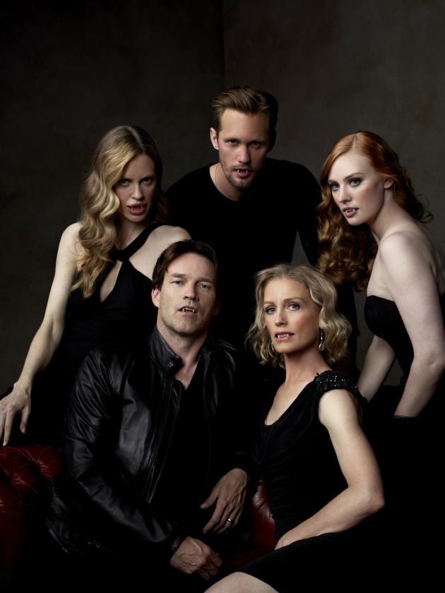 True Blood Cast Pic