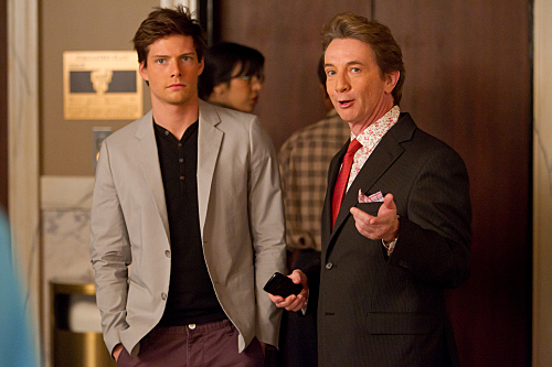 Martin Short on Weeds
