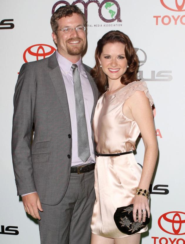 Sarah Drew, Husband