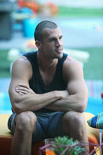 Brendon Villegas on Big Brother