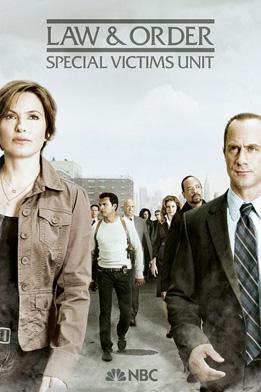 Law & Order: SVU Poster