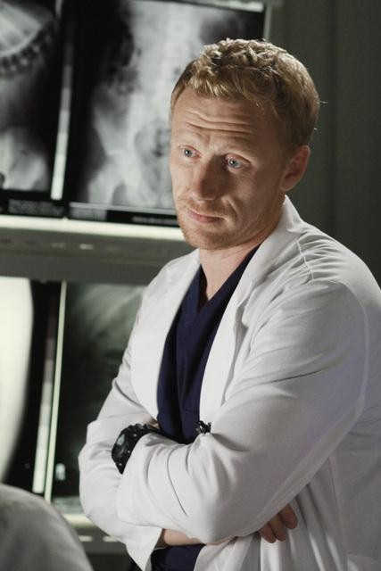 Doctor Owen Hunt Picture