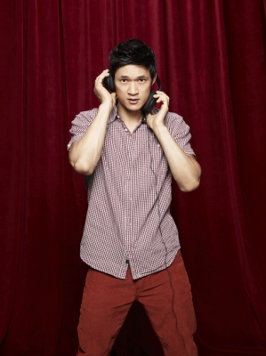 Harry Shum Jr. Promo Pic