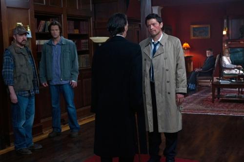 A Supernatural Showdown