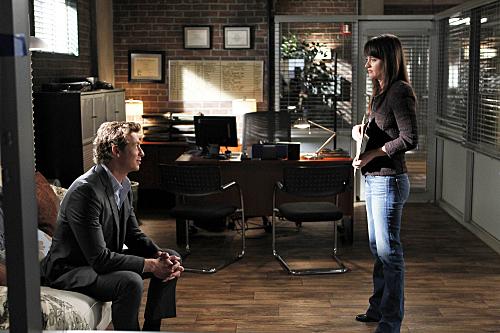 A Lisbon and Jane Conversation