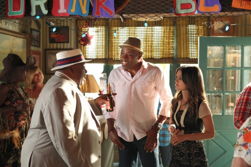Hart of Dixie Scene