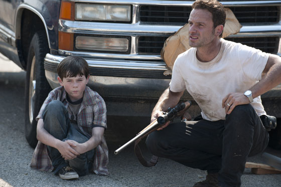 Rick and Son