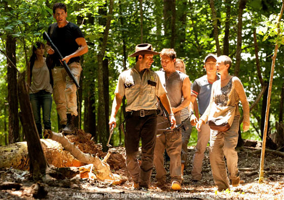 The Walking Dead Season 2 Premiere Pic